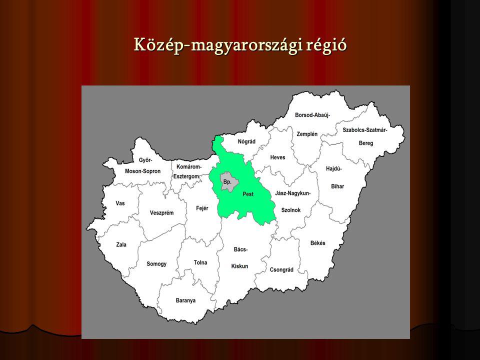 Közép-magyarországi régió