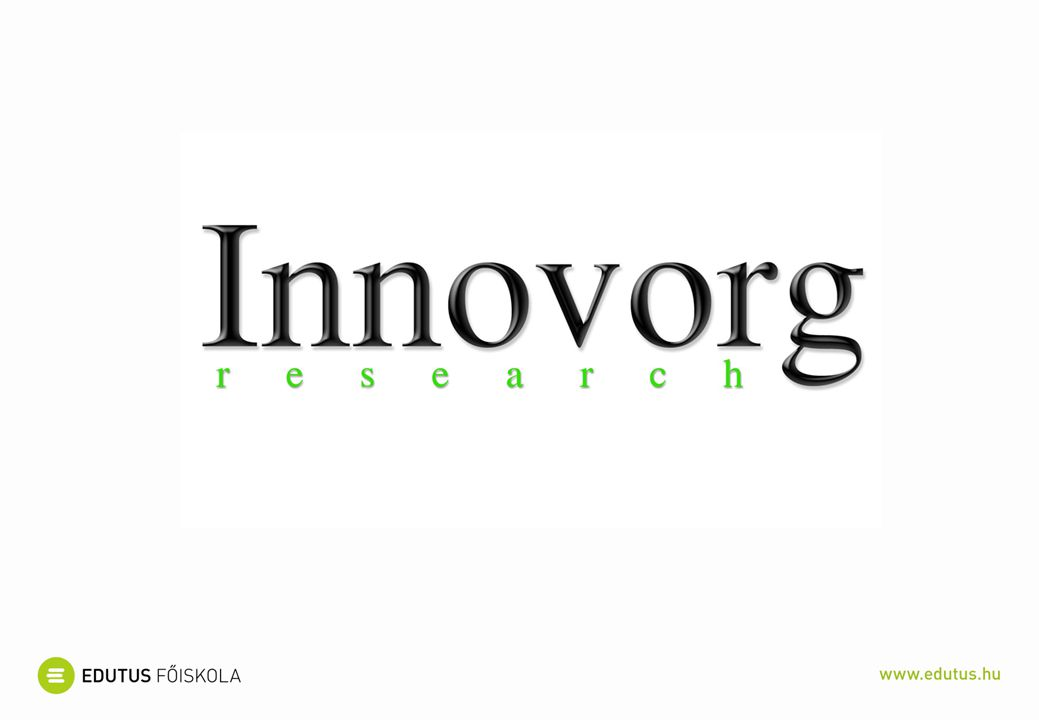 KÖSZÖNÖM A FIGYELMET! http://innovorg.wordpress.com/about/