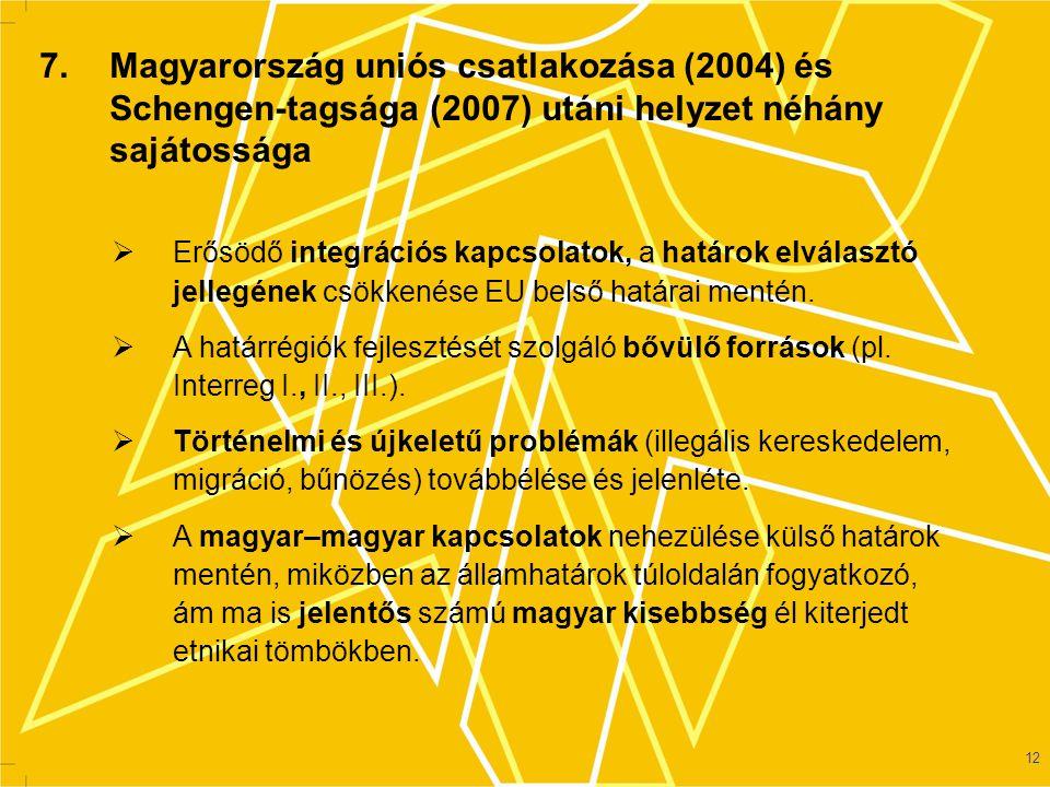 13 Magyarok a szomszédos országokban, 2001-2002
