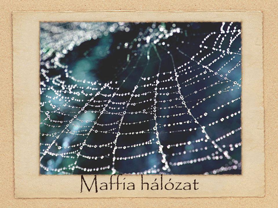 Maffia hálózat
