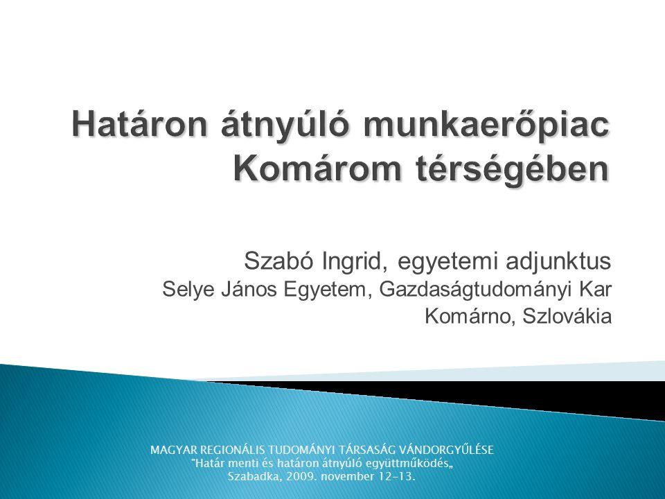  Forrás: SzMSzCsH adatok alapján saját szerkesztés