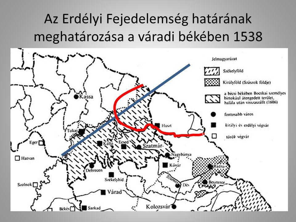 Kárpátalja vasúti hálózata a XIX. században. Rah ó K ö r ö smez ő 1894- 95 I. II