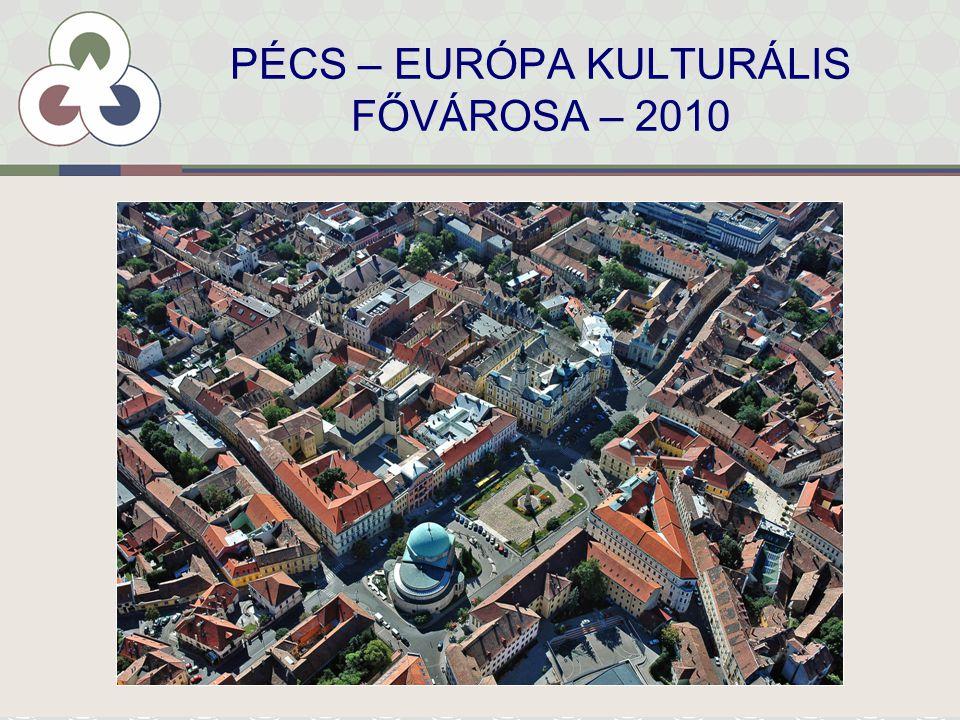 PÉCS – EURÓPA KULTURÁLIS FŐVÁROSA – 2010