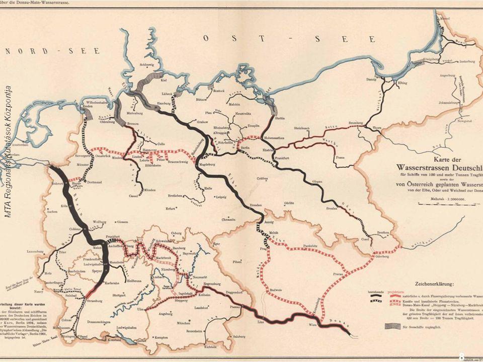 9 Forrás: Vízügyi Közlemények 1907/3