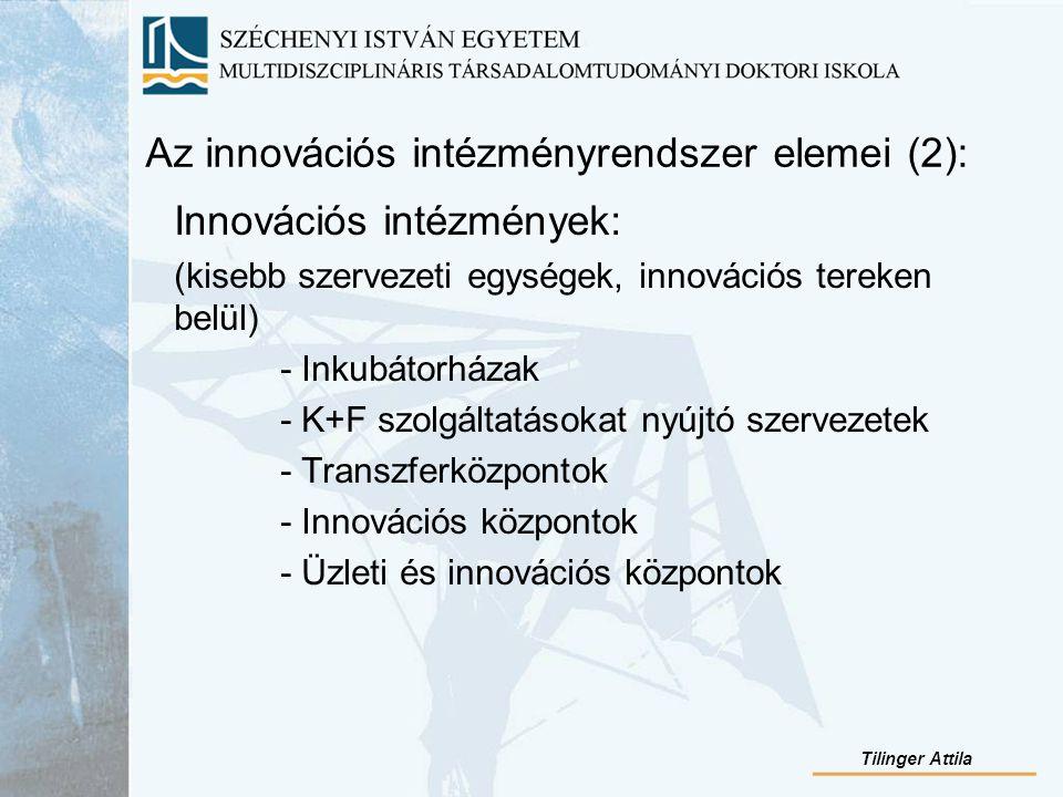 - Lokális vállalkozói környezet komplex rendszer - Pozitív externáliák - Cél: hálózat bővítése, erősítése, integráció mélyítése - Milyen eszközökkel lehet ezt elérni.
