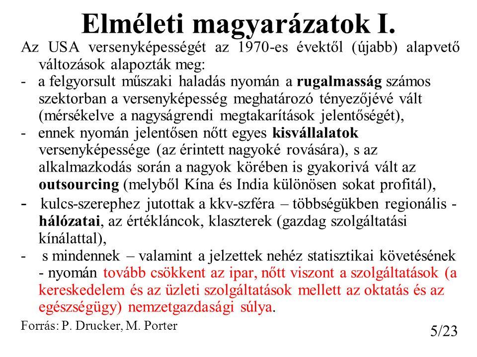A politika megvalósítása II.