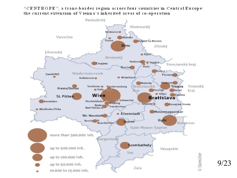 A regionális politika kialakítása II.