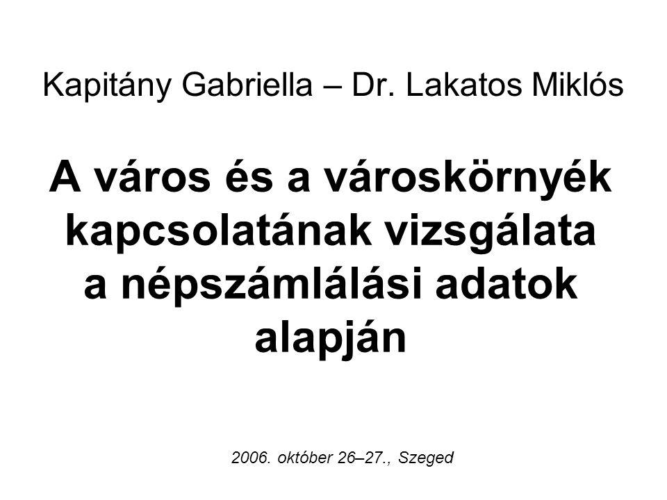 Kapitány Gabriella – Dr.