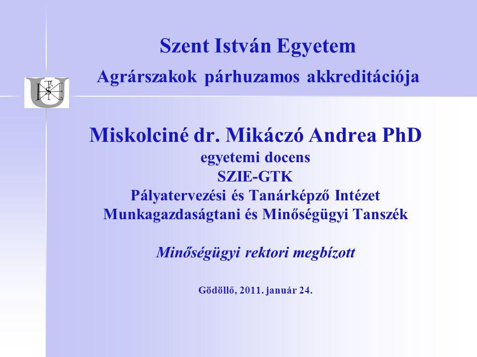 Miskolciné dr.