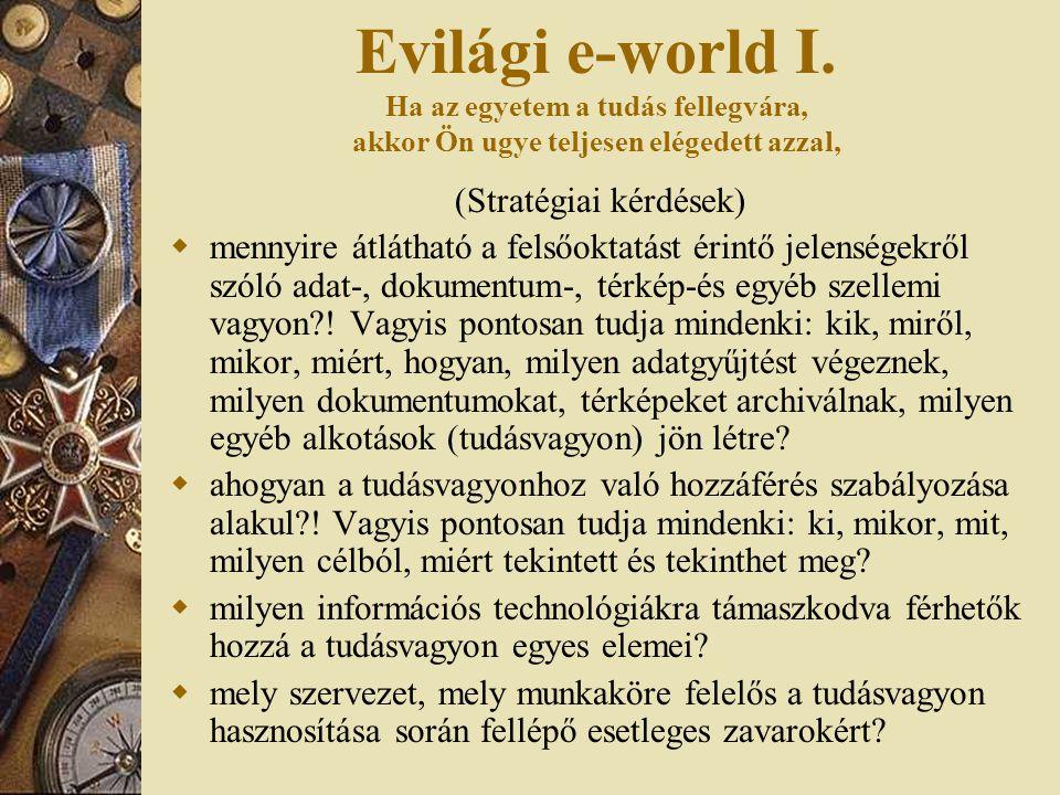 Evilági e-world I.