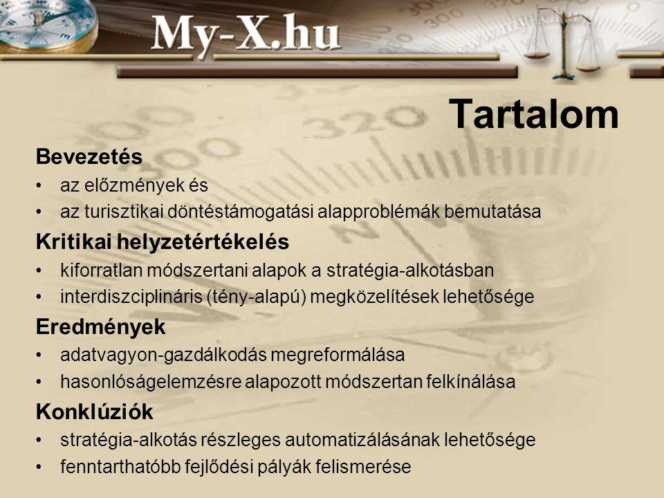 INNOCSEKK 156/2006 Bevezetés: előzmények DIPO-elemzések: –OLAP: http://miau.gau.hu/dipohttp://miau.gau.hu/dipo –Tanulámyok: http://miau.gau.hu/miau2009/index.php3?x=e0&string=dipohttp://miau.gau.hu/miau2009/index.php3?x=e0&string=dipo BVKF-elemzések: –Kérdőívezés: http://bvkf.huhttp://bvkf.hu –Tanulmányok: Felsőoktatási minőségbiztosítási fejlesztések: –OLAP: http://miau.gau.hu/felvihttp://miau.gau.hu/felvi –Projektnapló és archívum: http://miau.gau.hu/avirhttp://miau.gau.hu/avir Vállalati stratégia-alkotás reformja –OLAP: http://miau.gau.hu/crhttp://miau.gau.hu/cr –OTDK: http://miau.gau.hu/miau2009/index.php3?x=e0&string=enterprise_bschttp://miau.gau.hu/miau2009/index.php3?x=e0&string=enterprise_bsc KOINE, Vidék Hangja: tanulmányok …