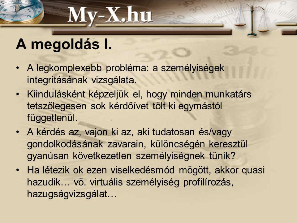 INNOCSEKK 156/2006 A megoldás I.