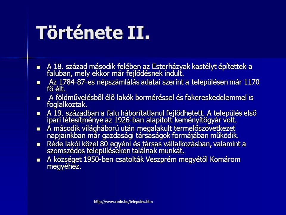 Története II.A 18.