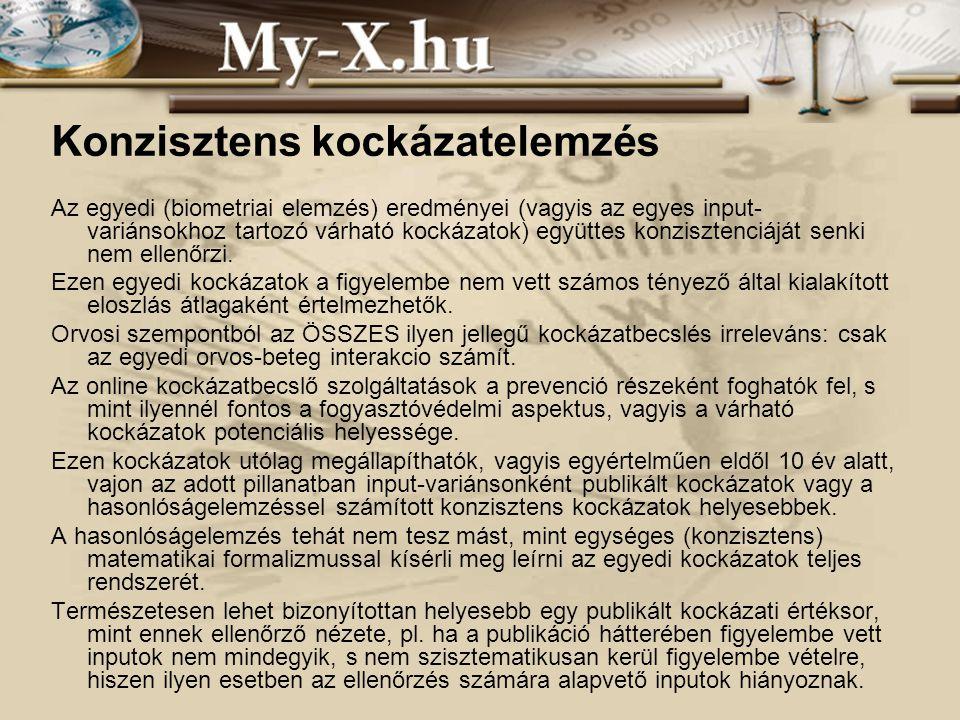 INNOCSEKK 156/2006 Háttérszámítások Multiplikatív közelítés: http://miau.gau.hu/nappalos/2008tavasz/szr_multi.xls Additív közelítés: http://miau.gau.hu/nappalos/2008tavasz/szr5_5.xls