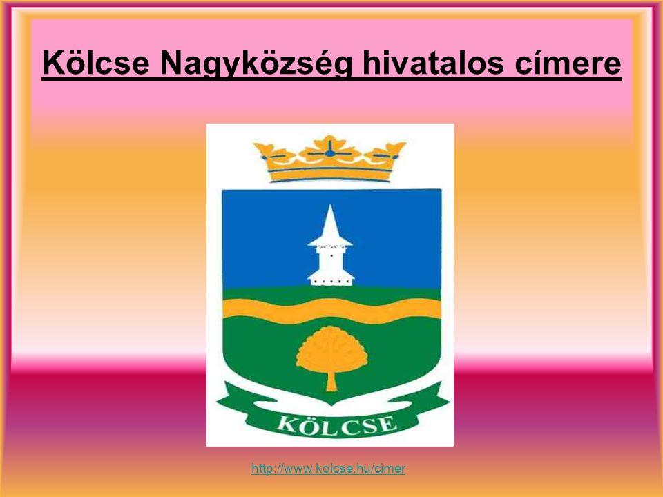 Kölcse Nagyközség hivatalos címere http://www.kolcse.hu/cimer