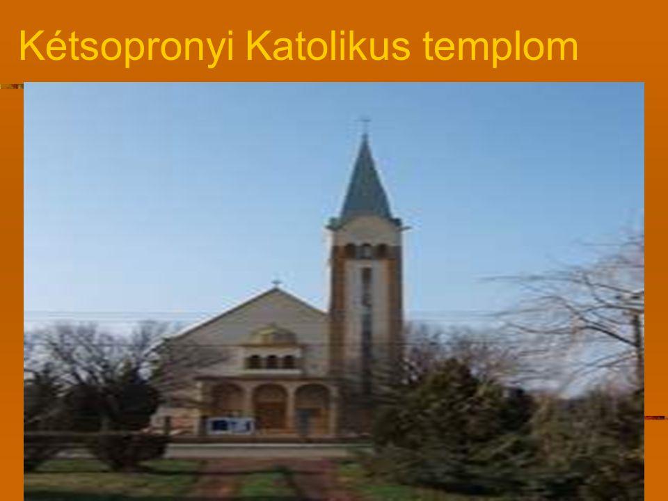 Lakóház Kétsopronyban