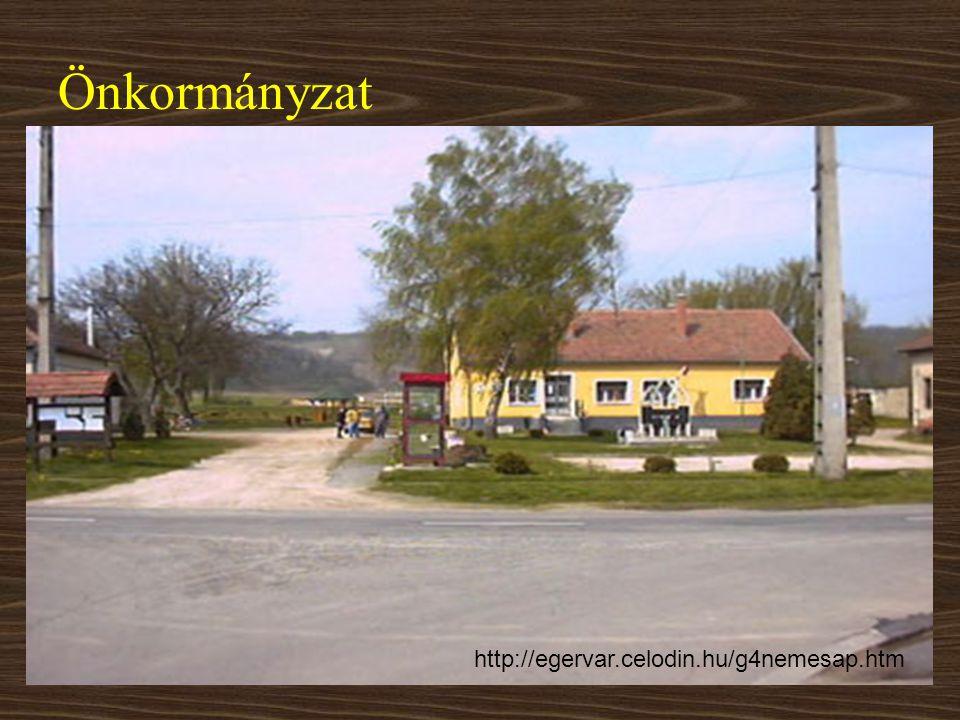A falu képekben