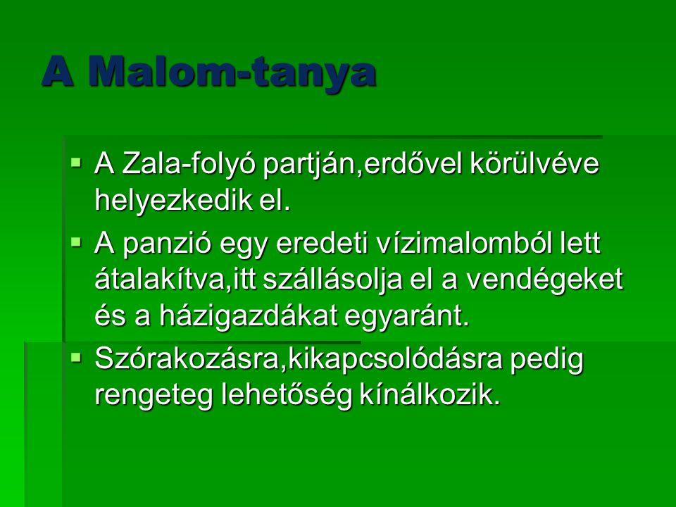 Malom-tanya 2.