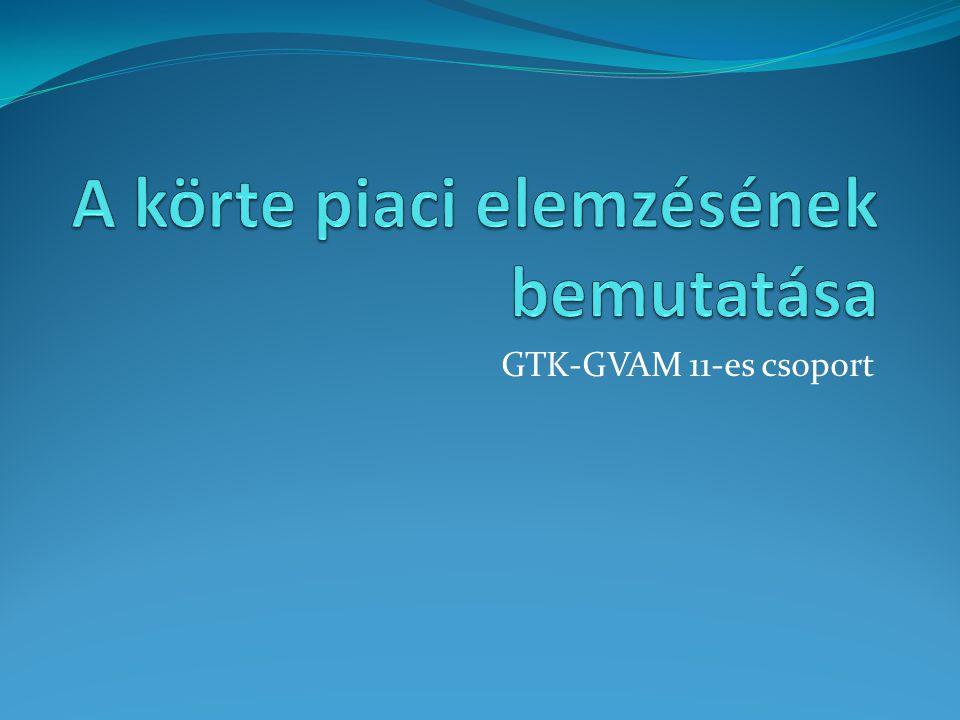 GTK-GVAM 11-es csoport