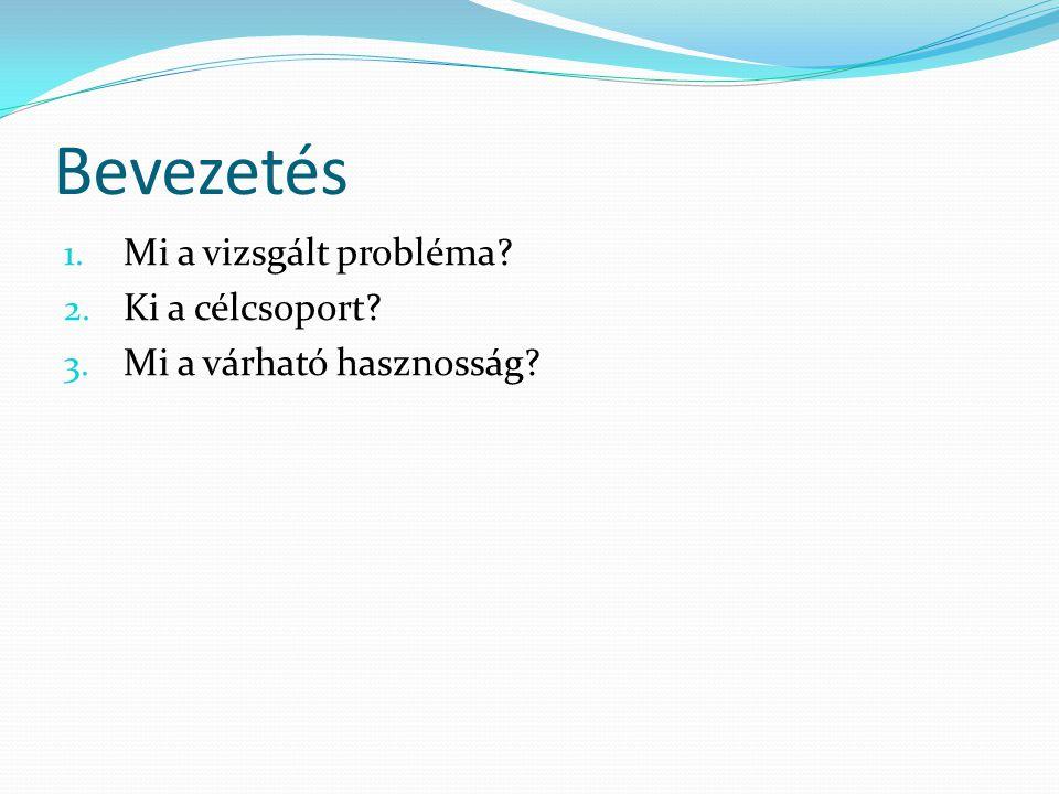 1.A körte rövid ismertetése. 2. A körte helyzete Magyarországon.