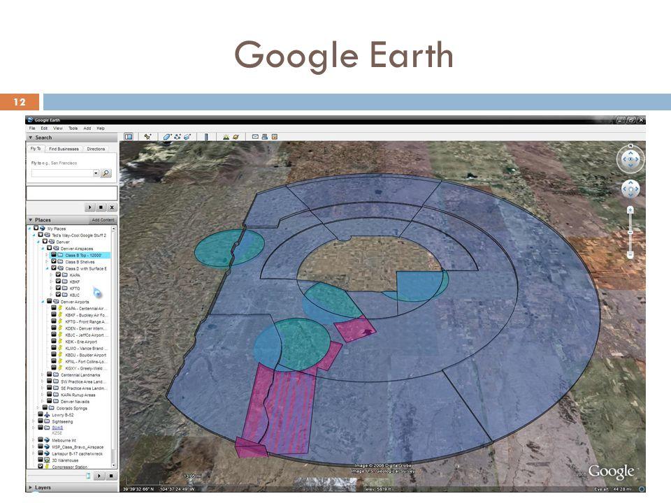Google Earth 12