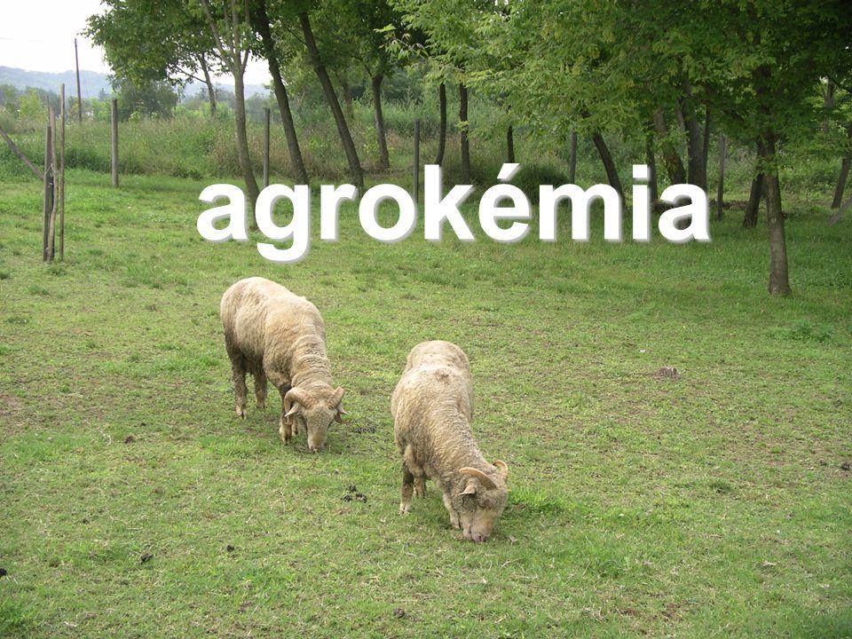 agrokémia