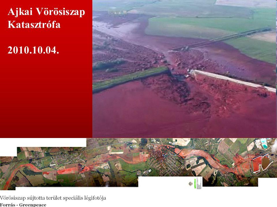 9:37 Ajkai Vörösiszap Katasztrófa 2010.10.04.
