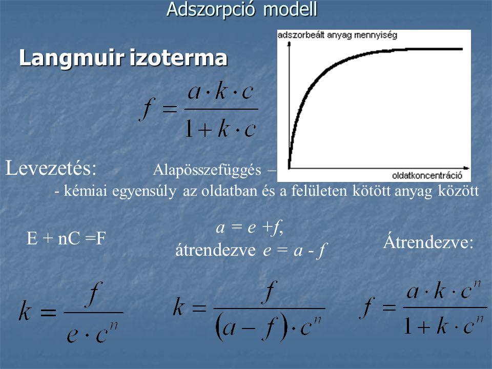 3 lépcsős izoterma