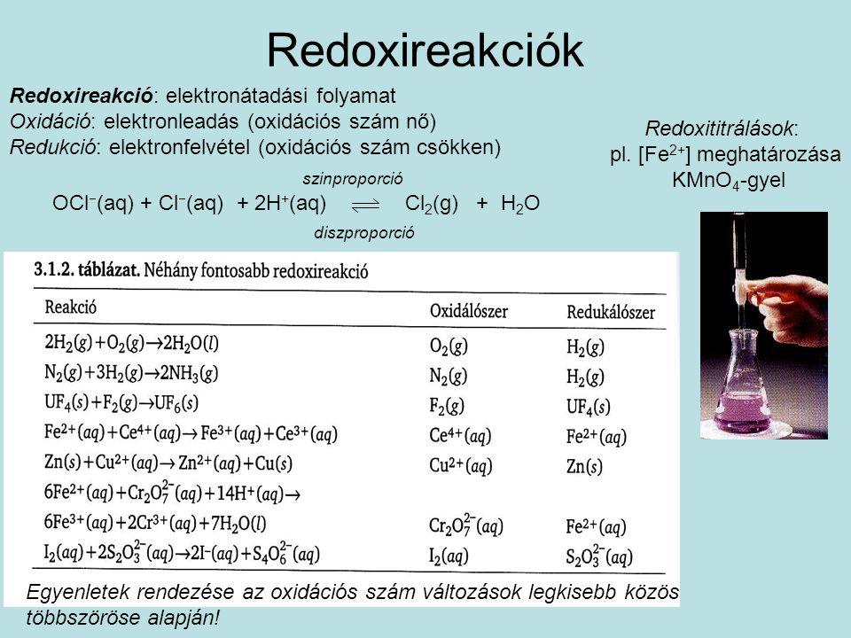 Biológiai korrózió Biológiai folyamat által előidézett elektrokémiai korrózió Szulfátredukáló baktériumok: oxigénmentes környezetben a katódon képződő hidrogént használják fel szulfát redukcióra 8 H adszorbeált + SO 4 2- → S 2- + 4H 2 O A katódon adszorbeálódott hidrogént, amely fékezi a korróziót eltávolítja, így a korrózió gyorsul A képződő szulfid megtámadja fémet és laza fém-szulfidot képez Fűtőolaj tartály kilyukadt fala.