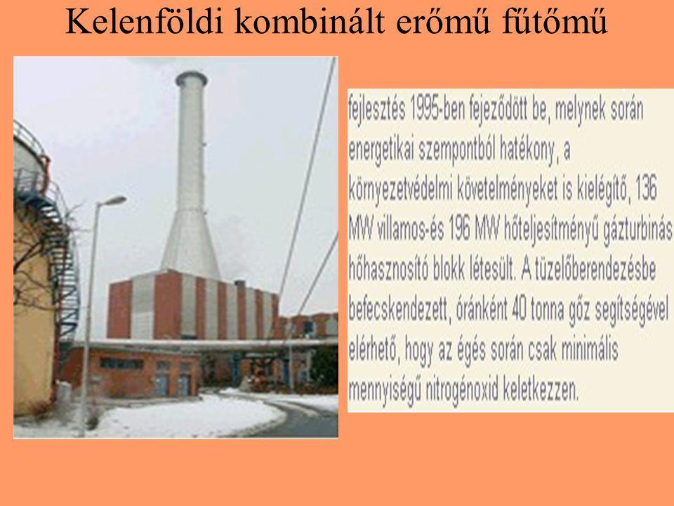 Kelenföldi kombinált erőmű fűtőmű