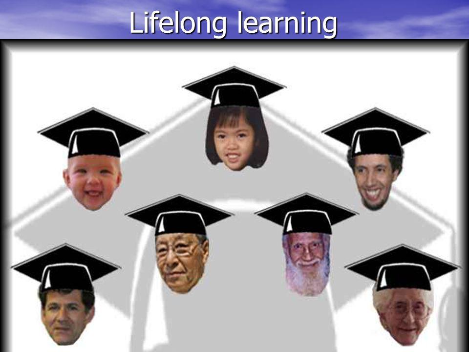 41 Lifelong learning