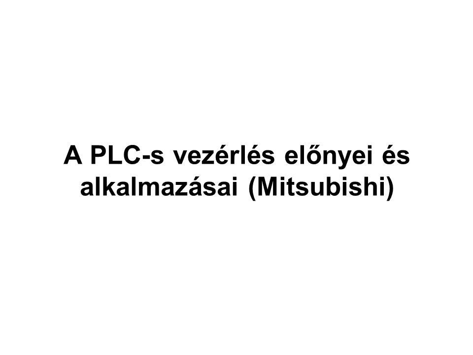 A PLC-s vezérlés előnyei és alkalmazásai (Mitsubishi)