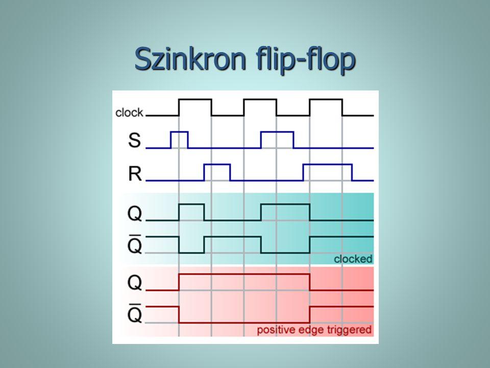 Szinkron flip-flop