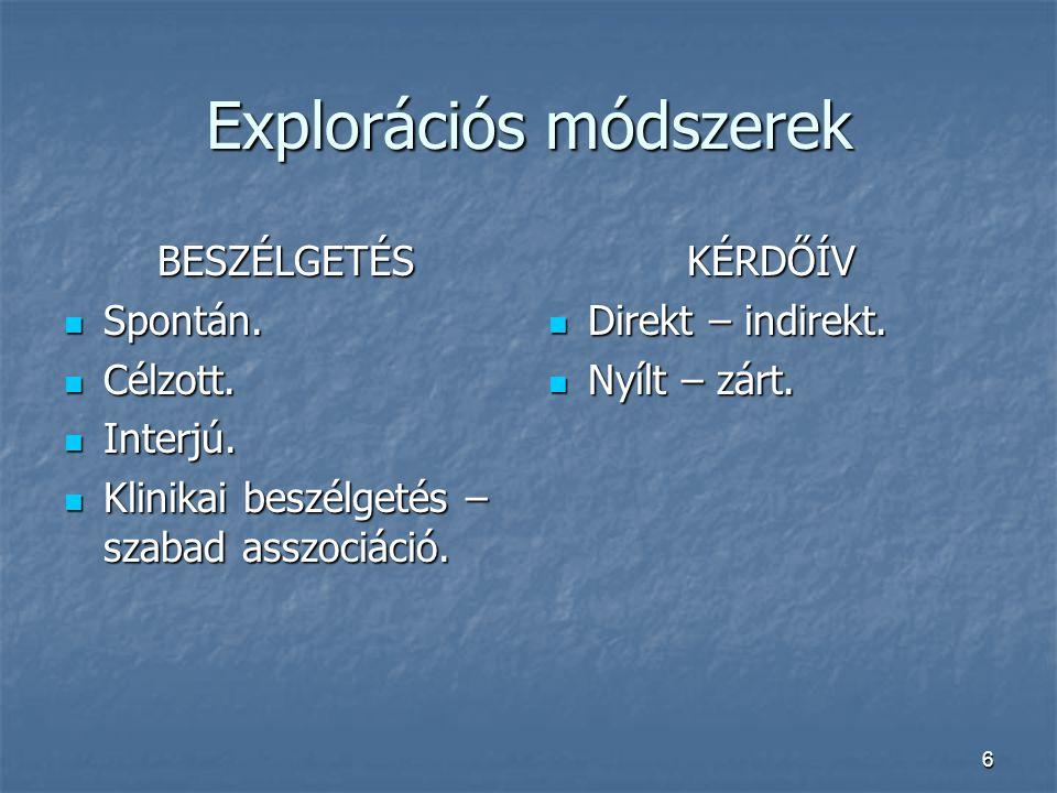 7 Kísérletek Laboratóriumi és terepkísérlet.Laboratóriumi és terepkísérlet.