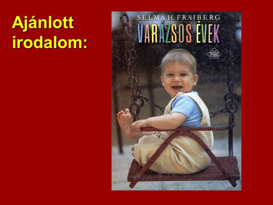 Ajánlott irodalom: