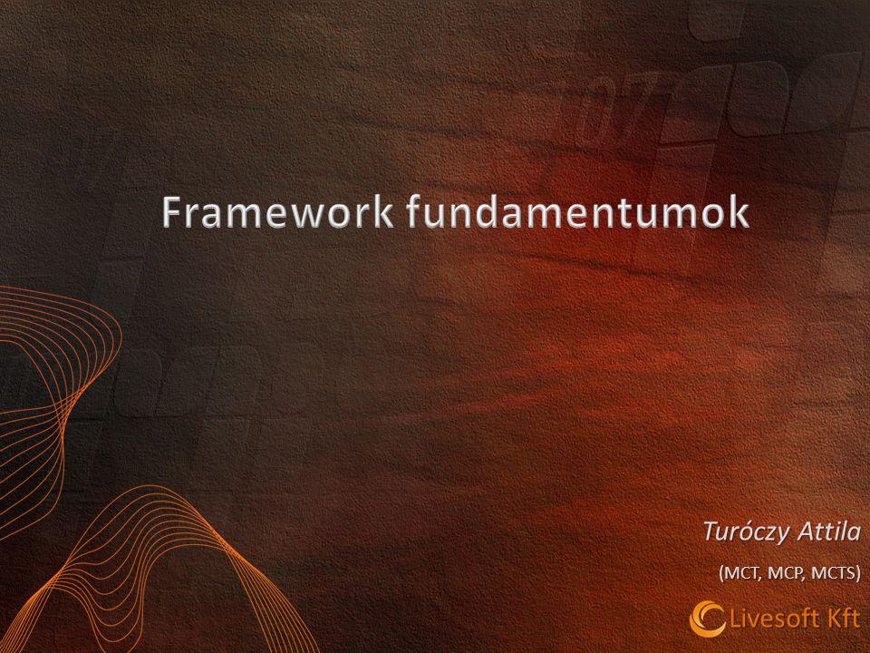 Turóczy Attila (MCT, MCP, MCTS) Livesoft Kft