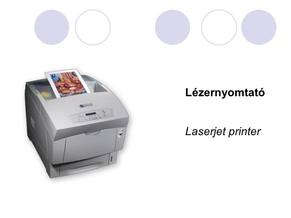 Lézernyomtató Laserjet printer