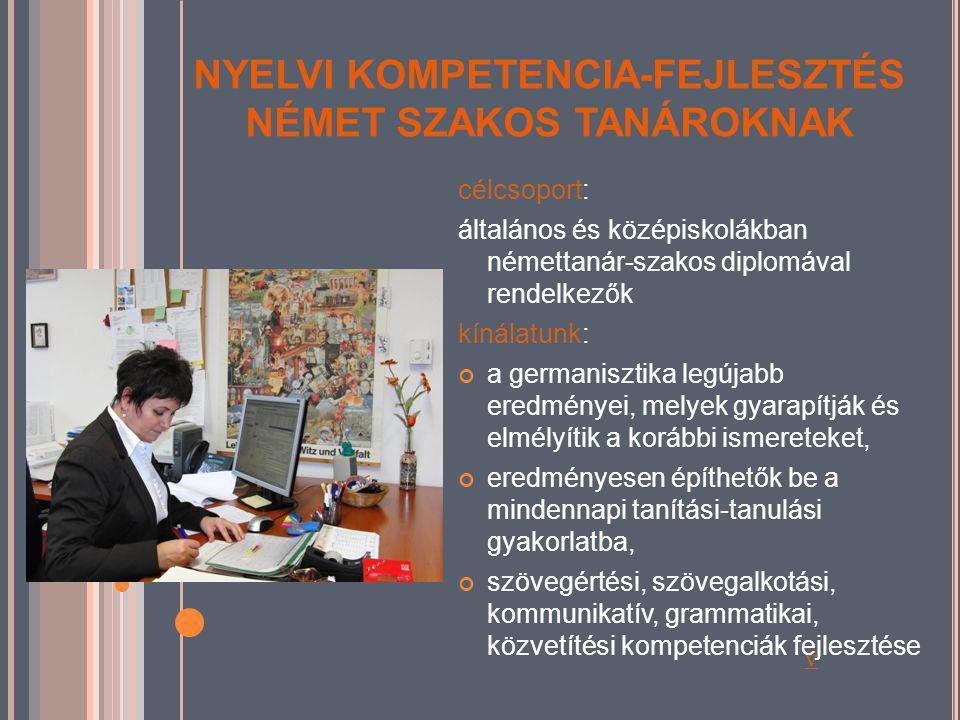 TERMÉSZETISMERET MŰVELTSÉGTERÜLET célcsoport: azok a pedagógusok, akik felvállalják a természetismeret és környezetismeret tantárgy oktatását az általános iskola 1-6.