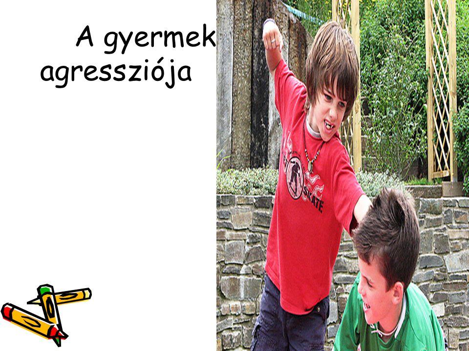 A gyermek agressziója