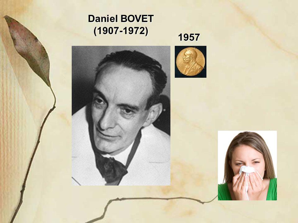 1957 Daniel BOVET (1907-1972)