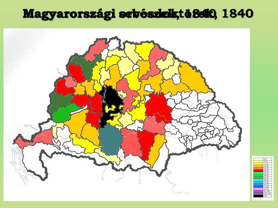 Magyarországi orvosdoktorok, 1840 Magyarországi sebészek, 1840