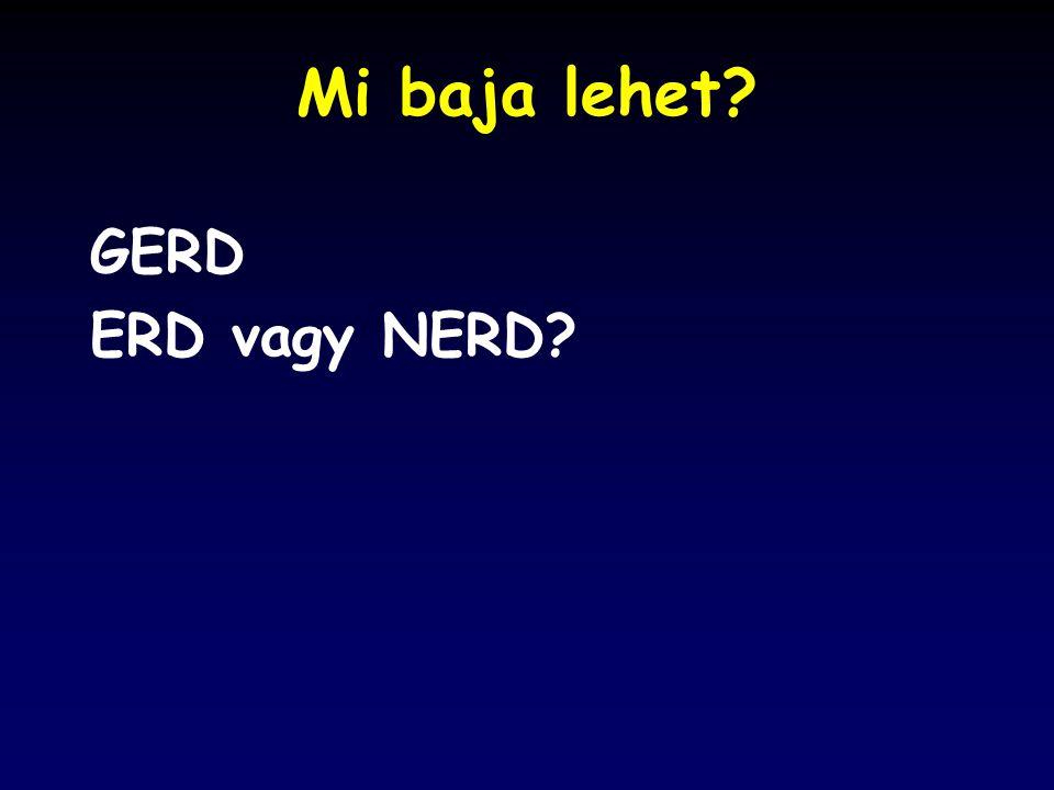 GERD ERD vagy NERD?