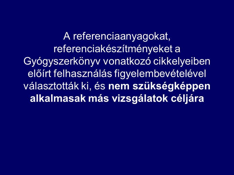 Standard Terms Online http://www.edqm.eu/Sta ndardTerms/http://www.edqm.eu/Sta ndardTerms/ Ingyenesen hozzáférhető a nyomtatott változattal rendelkezők számára 31 nyelven : –gyógyszerformák –alkalmazási módok –tartályok