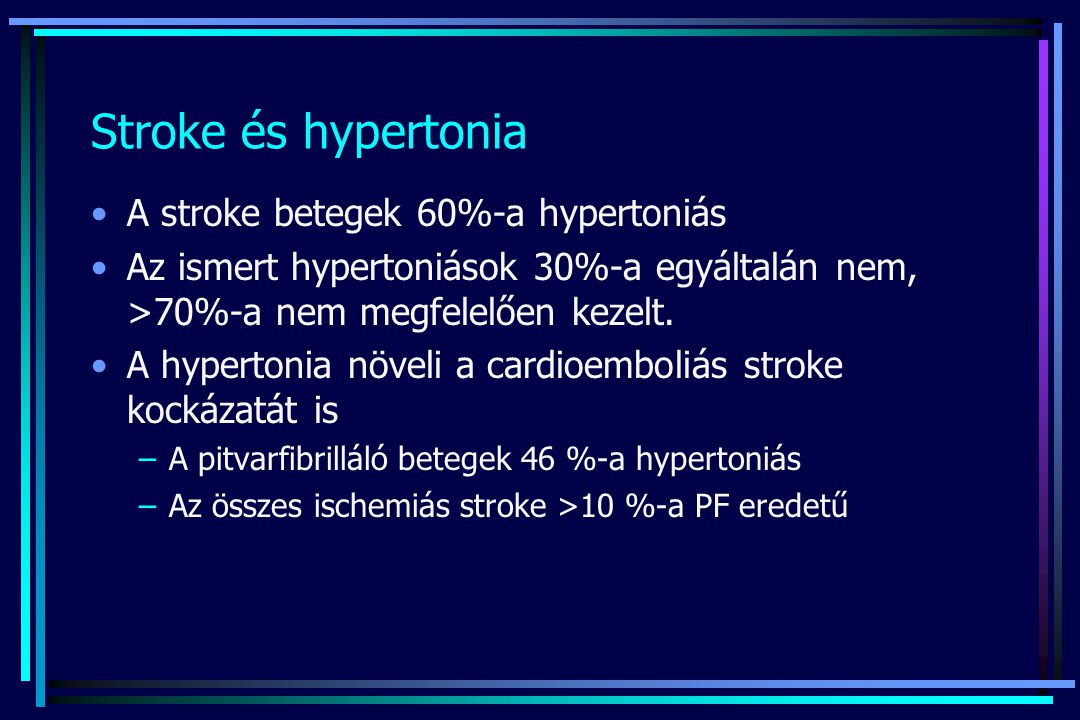 Stroke VALUE : Outcome and SBP Differences at Specific Time Periods: Stroke Julius S et al.