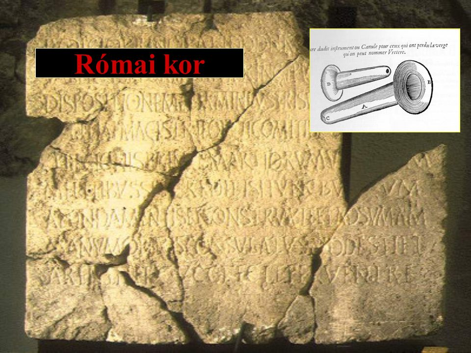 Római kor