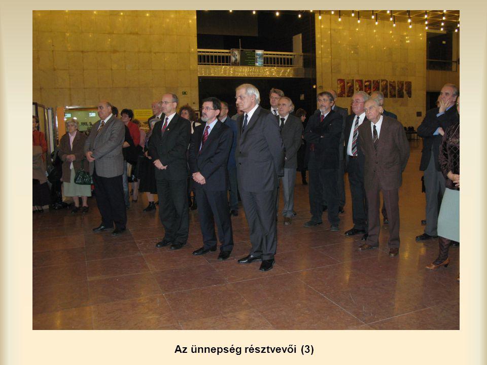 Az ünnepség résztvevői (4)