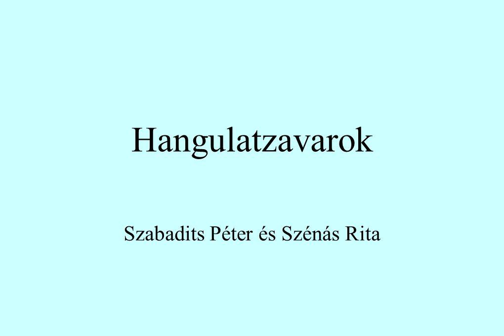Hangulatzavarok Szabadits Péter és Szénás Rita