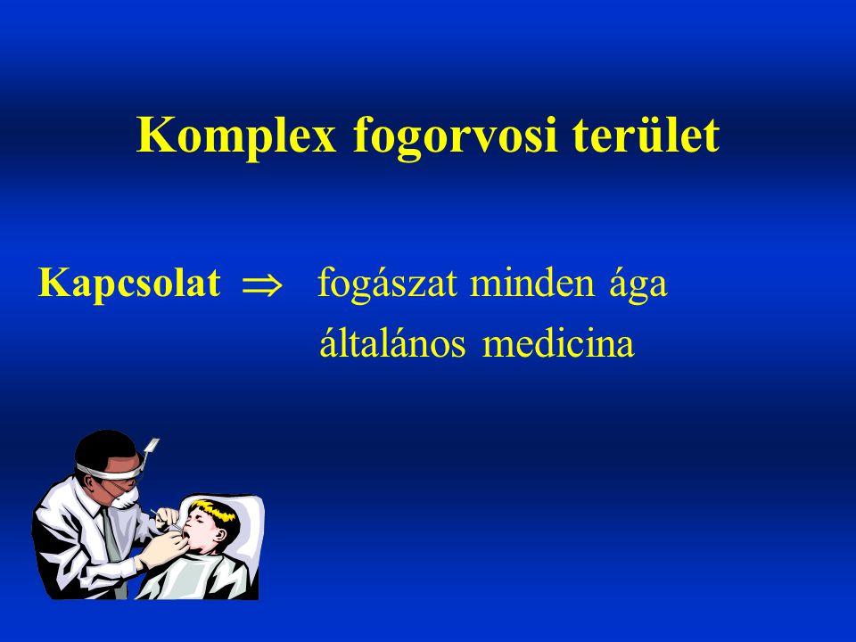 Szájbetegségek