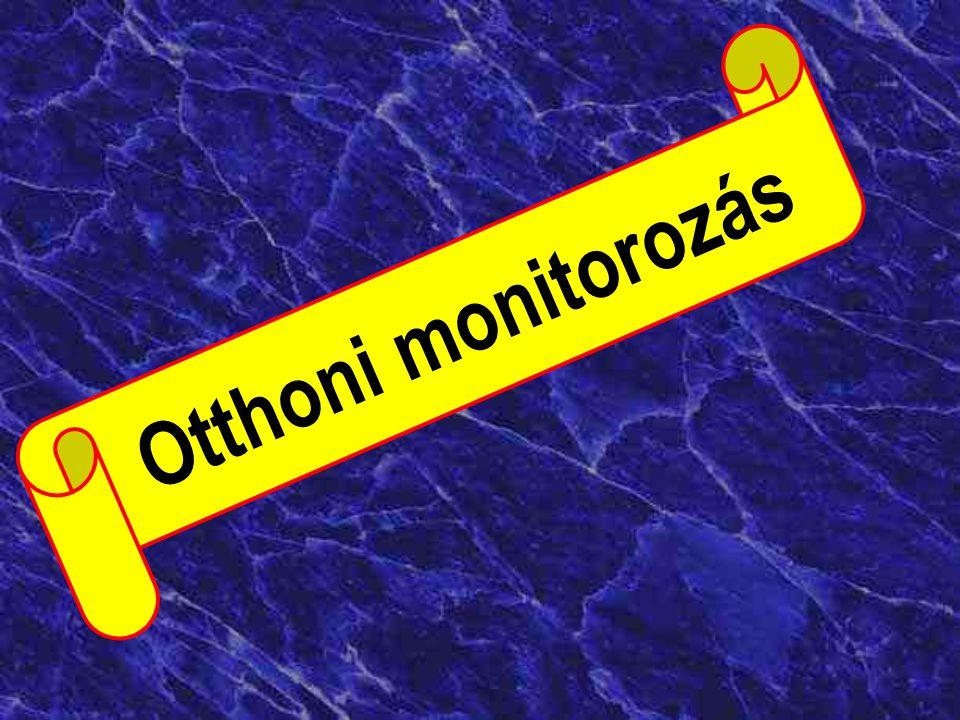 Hogyan illeszthető be a gondozásba? ABPM /Dg./ Kezelés Kontrol Hatás ellenőrzés Állapotváltozás Kezelésmódosítás Memotronik PC OMRON IC Memotronik PC