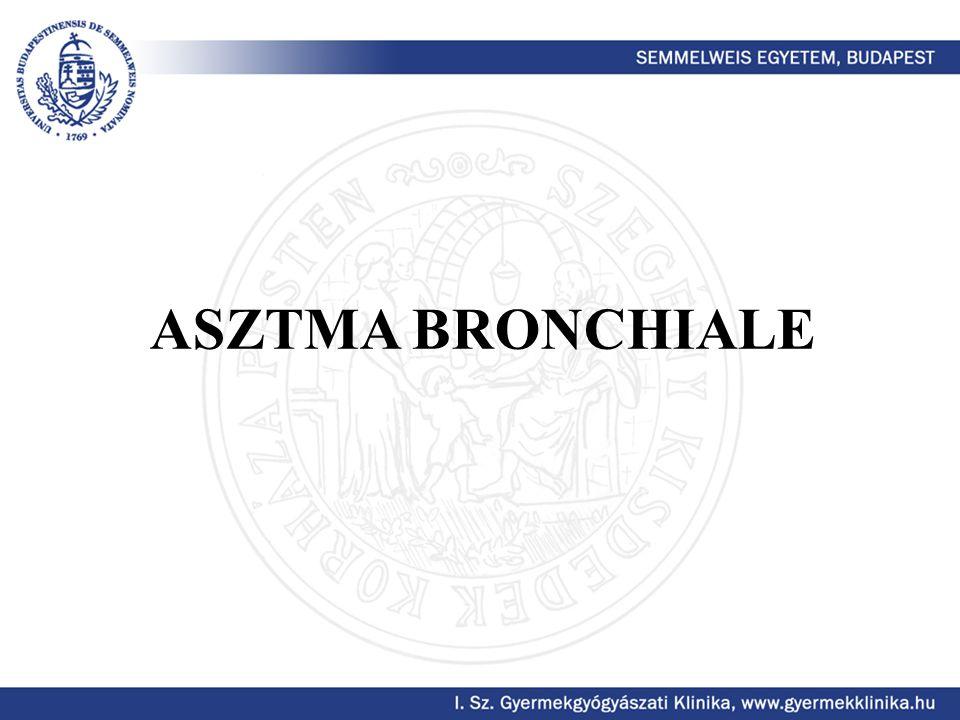 ASZTMA BRONCHIALE